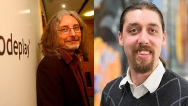 Andrew Richards, Hal Finkel