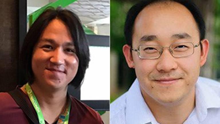 David Liu, Peter Wang